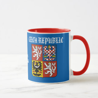 Central Bohemia Czech Republic Mug