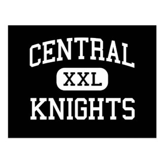 Central - Knights - High - Providence Rhode Island Postcard