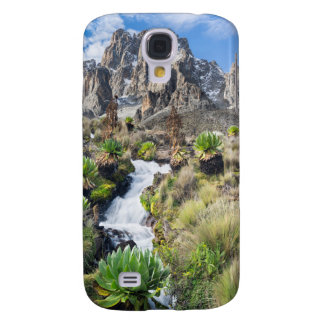 Central Mount Kenya National Park Galaxy S4 Case