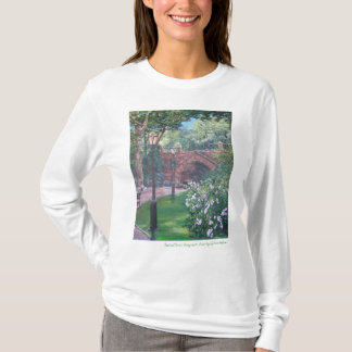 Central Park, Central Park's Greywacke Arch by ... T-Shirt