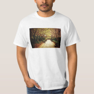 Central Park Fairy Tale Spring Path - New York T-Shirt