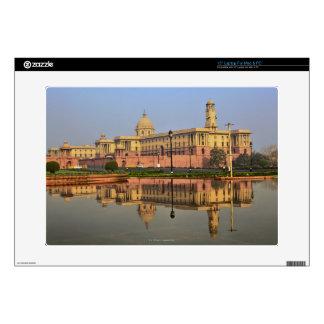 "Central Secretariat on Raisina Hill 15"" Laptop Decal"