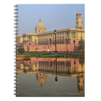 Central Secretariat on Raisina Hill Notebook