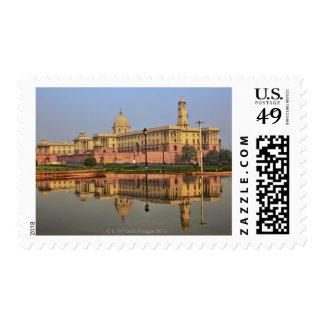 Central Secretariat on Raisina Hill Stamps
