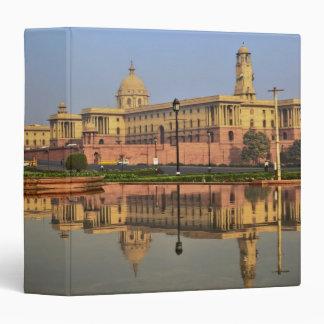 Central Secretariat on Raisina Hill Vinyl Binder