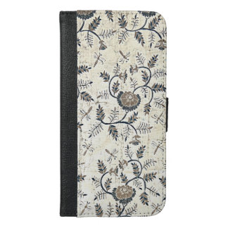 Ceplok Piring Batik iPhone 6/6s Plus Wallet Case