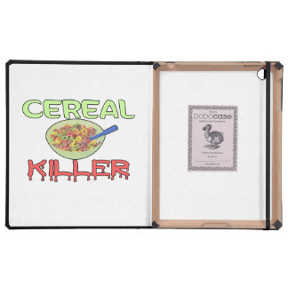 Cereal Killer iPad Cover