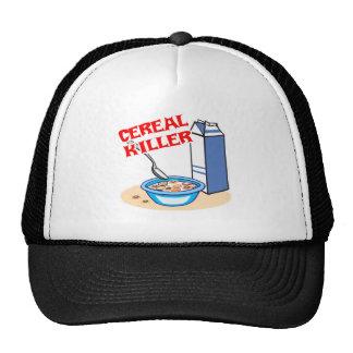 cereal serial killer cap