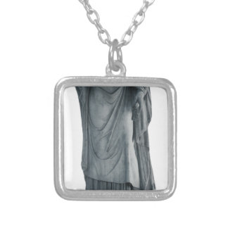 Cerere Silver Plated Necklace
