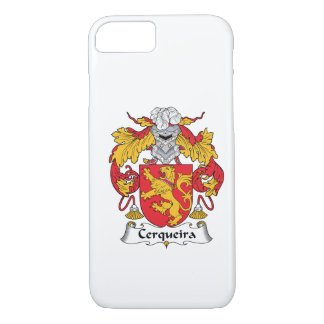 Cerqueira Family Crest iPhone 8/7 Case