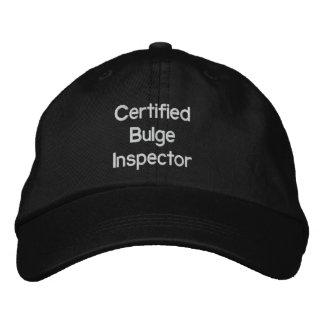 Certified Bulge Inspector Hat