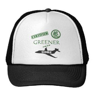 Certified Greener than Gore Cap