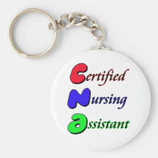 CERTIFIED NURSING ASSISTANT KEY RING