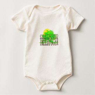 Certified Treehugger Baby Bodysuit