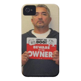 Cesar Millán Case-Mate iPhone 4 Protector