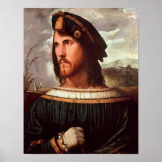 Cesare Borgia  Duke of Valencia Poster