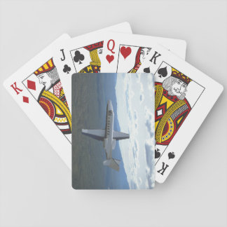 Cessna Model 551 Citation_Aviation Photography II Playing Cards