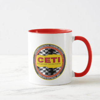 CETI Ringer Coffee Mug