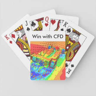 CFD Playing Cards