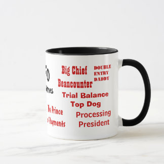 CFO Nicknames Mug
