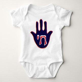 Chai Five Baby Bodysuit