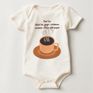 Chai Tea infant onsie Baby Bodysuit