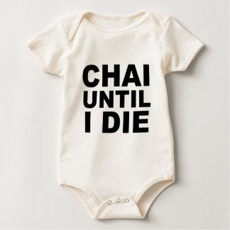 CHAI UNTIL I DIE Tea Shirt Hat Mousepad