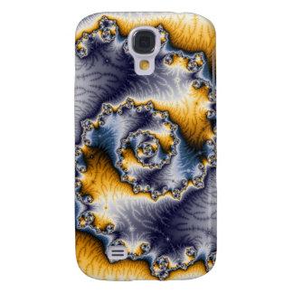 Chain Fractal Art Galaxy S4 Case