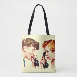 Chain of Gossip 3 Tote Bag