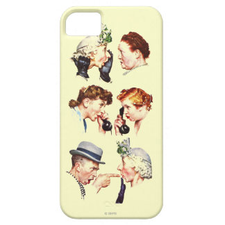 Chain of Gossip iPhone 5 Cover