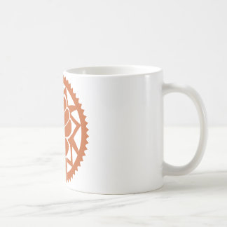 Chainring power revolution coffee mug
