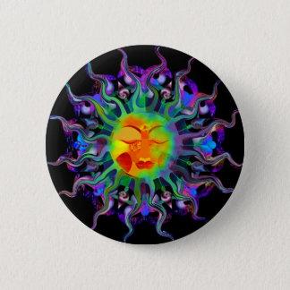 Chakra Sun Button