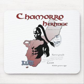 Chamorro Spirit copy Mouse Pad