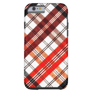 Change the Color Plaid Tough iPhone 6 Case