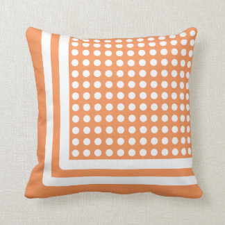 Change The Colours, Asymmetrical Polka Pillow