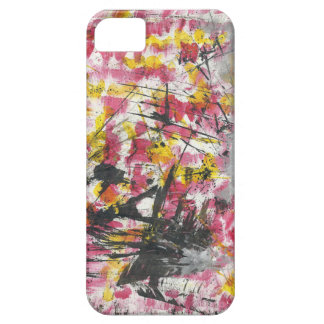 Chaotic War - Abstract Iphone Case