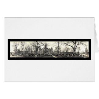 Chapel Drake University Photo 1911 Card