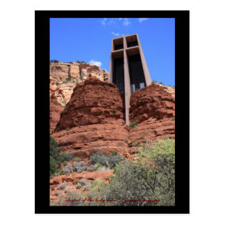 Chapel of the Holy Cross Postcard