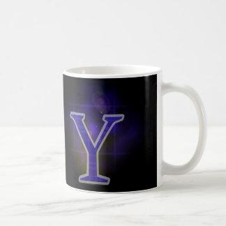 Character Y Coffee Mug