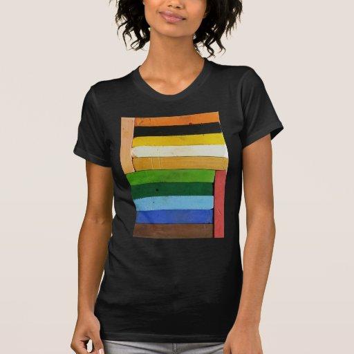 Charcoal Crayons Tee Shirt