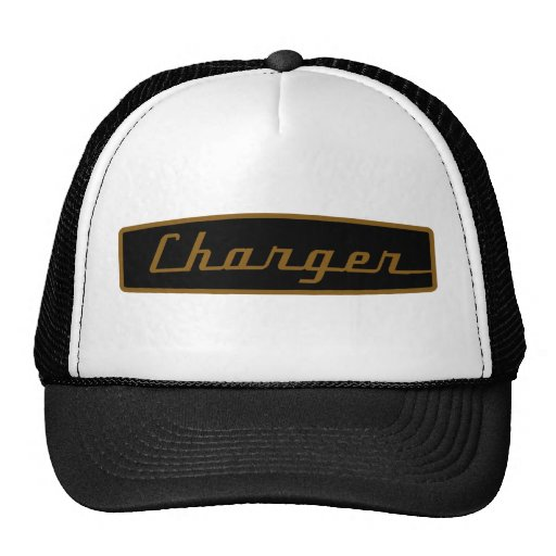 Charger Mesh Hats