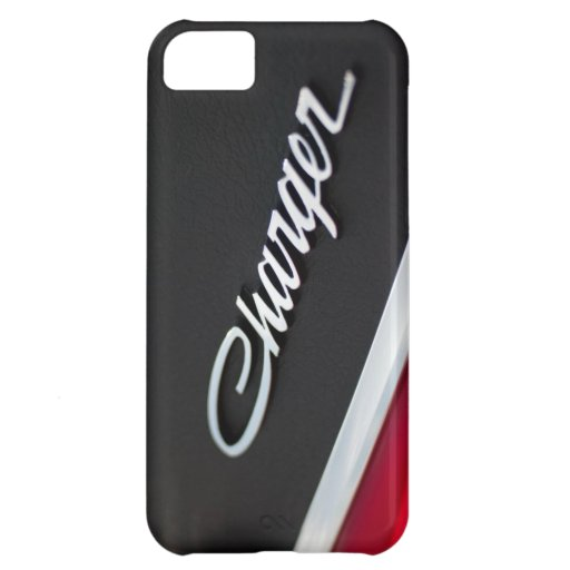 Charger Logo iPhone 5C Cover