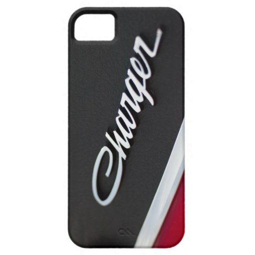 Charger Logo iPhone 5 Cases