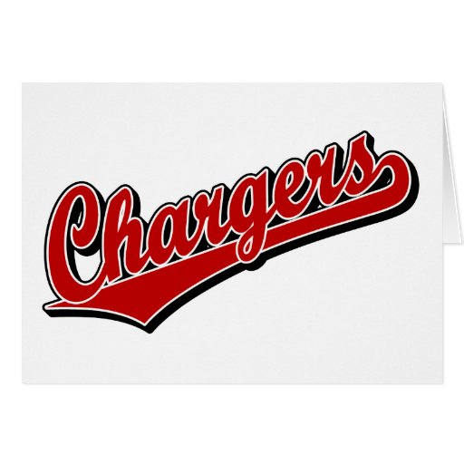 Chargers in Red Cards