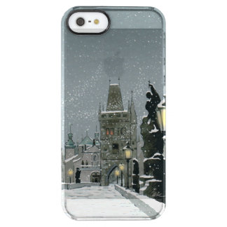 Charles Bridge iPhone SE/5/5S Clear Case