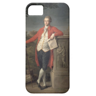 Charles Cecil Roberts, 1778 (oil on canvas) iPhone 5 Cases