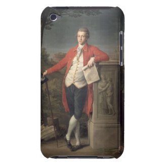 Charles Cecil Roberts, 1778 (oil on canvas) iPod Case-Mate Case
