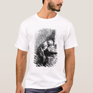 Charles Dickens at the Blacking Factory an T-Shirt