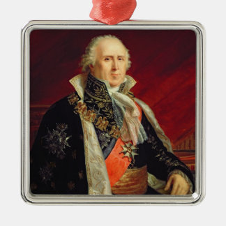 Charles-Francois Lebrun  Duke of Plaisance Christmas Ornament