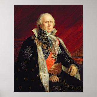 Charles-Francois Lebrun  Duke of Plaisance Poster